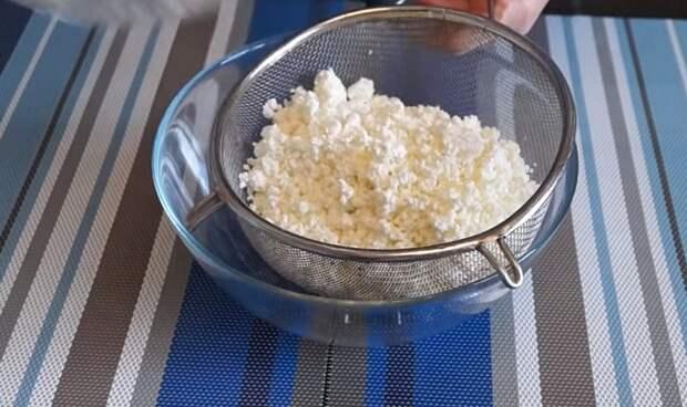 плавленый сыр в домашних условиях из творога