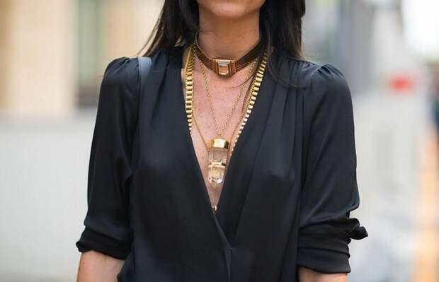 Что носить, чтобы выглядеть худышкой. 12 советов