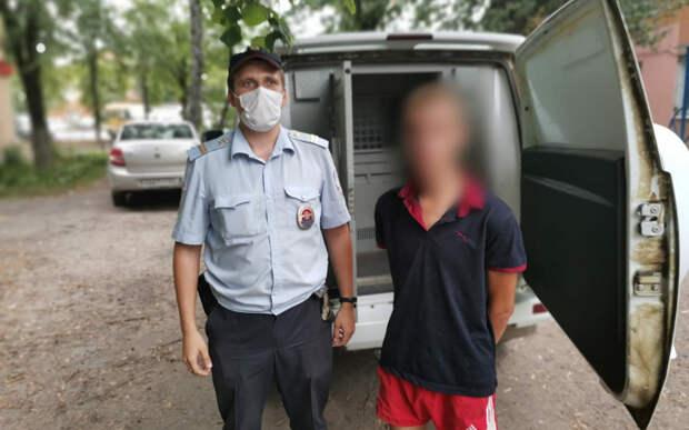 Рязанец украл у своего отца лобзик, телевизор и ноутбук