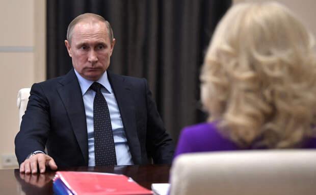Путин оценил эффект от дополнительных нерабочих дней