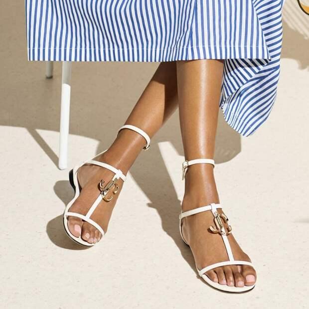 Обувь для долгих летних прогулок: 5 самых комфортных и при этом очень модных вариантов