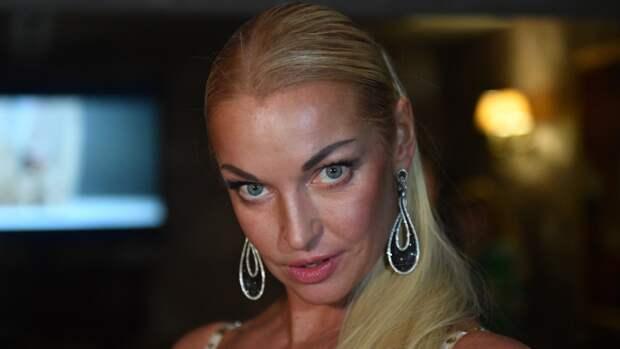 Балерина Анастасия Волочкова показала лицо своего ухажера