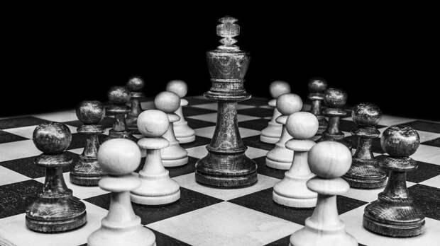 Команда Левобережного заняла первое место на Окружных соревнованиях по шахматам
