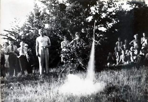 Ракеты нашего детства