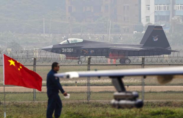 Китайский авиапром долетел до Америки