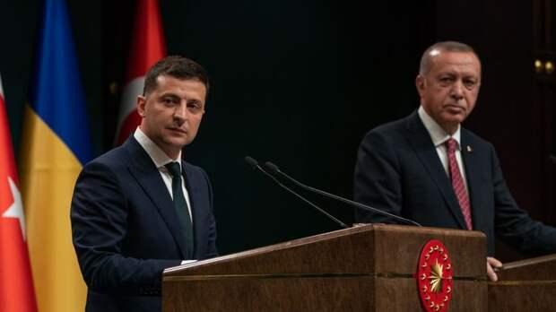 Визит Владимира Зеленского в Турцию 7-8 августа 2019 года. Фото: сайт президента Украины