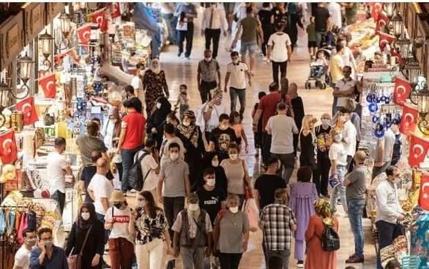 Наибольшее количество заразившихся ковидом туристов побывали в Турции – Роскомнадзор