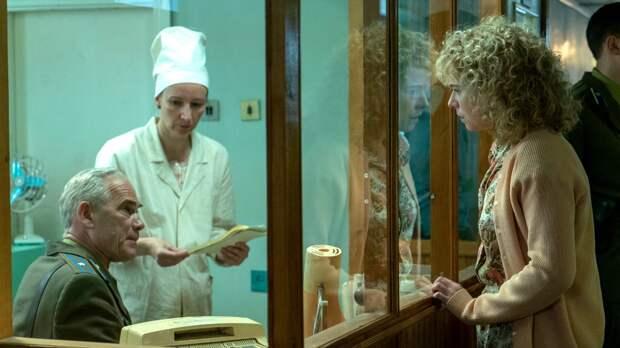 Британская сценаристка пожаловалась, что в «Чернобыле» нет чернокожих актеров