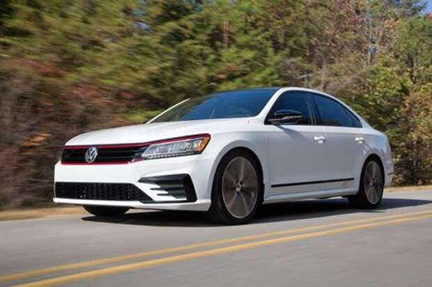 Концепт-иллюзия: Volkswagen Passat GT приехал в Лос-Анджелес