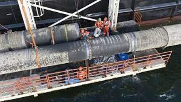 Частично завершенный «Северный поток-2» начал приносить пользу «Газпрому»