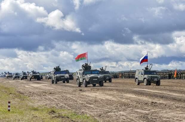 Нужна ли России Белоруссия?