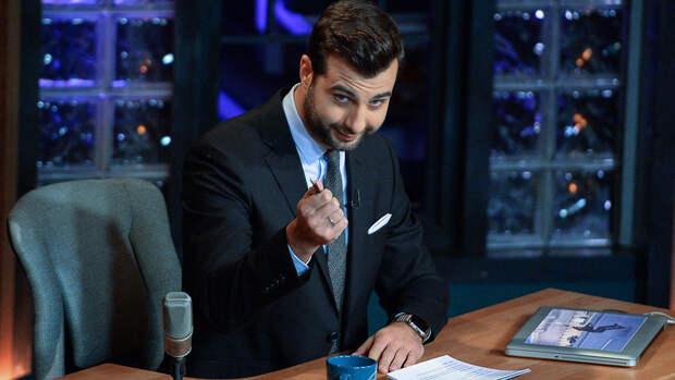 Ургант ответил на угрозу Жириновского закрыть его шоу