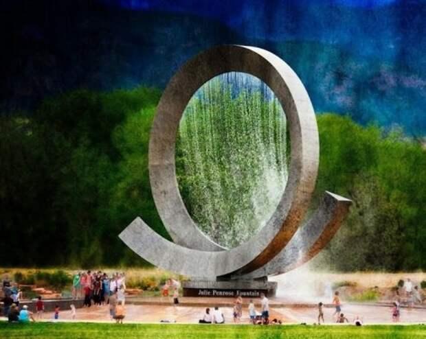 Необычные и удивительные фонтаны в разных уголках мира (14 фото)