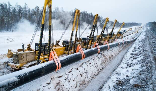Достраивать «Силу Сибири» будет «Стройтранснефтегаз» за160млрд рублей