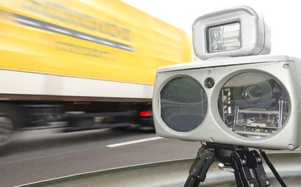 Почему нас не предупреждают о камерах на треногах? - ответ ГИБДД