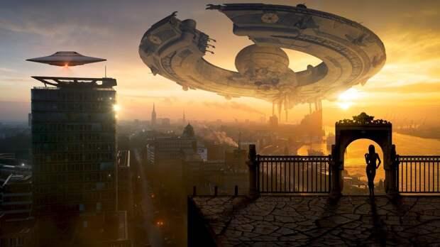 Слухи о возможном вторжении инопланетян в США вызвали неоднозначную реакцию у британцев