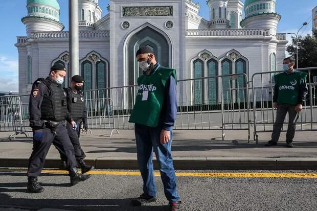 Исламовед оценил решение властей Москвы закрыть мечети на Курбан-байрам