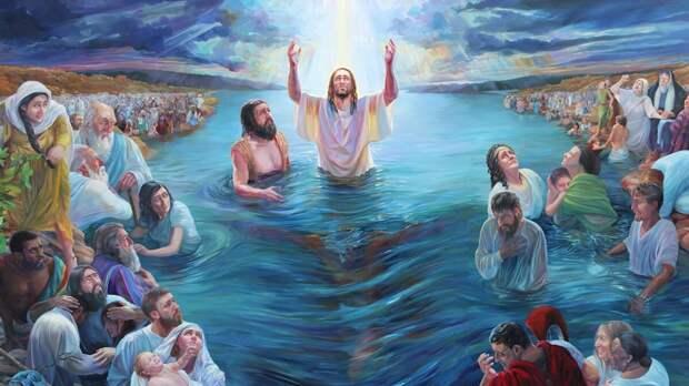Таинство крещения: «погружение в воду» или «опрыскивание». А можно ли повторно?