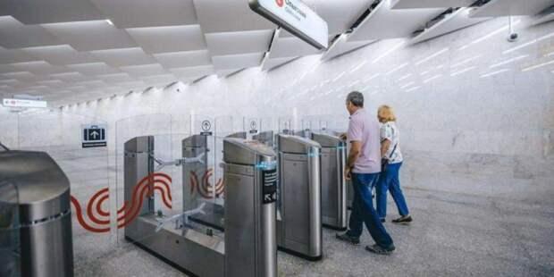 Дезинфекция станций метро «Сокол», «Аэропорт» и «Динамо» проводится несколько раз в день