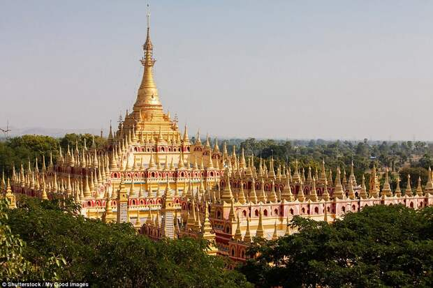 Храмовый комплекс Thambuddhei Paya
