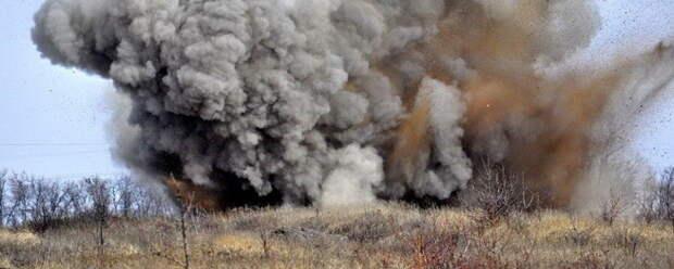 НМ ЛНР: на позиции полка «Азов» произошел взрыв – многие ранены
