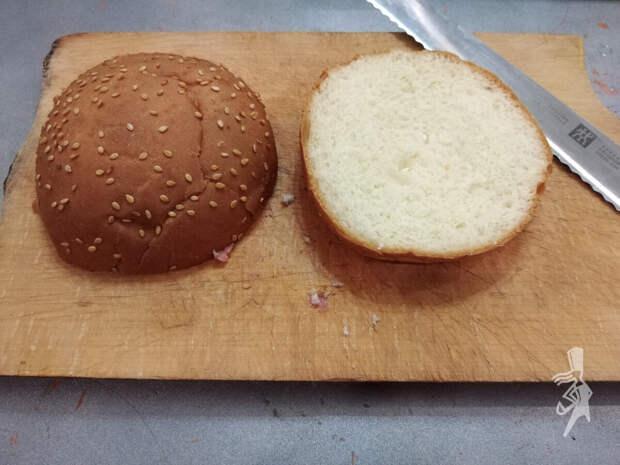 Настоящий американский чизбургер! Готовим правильный фаст-фуд своими руками