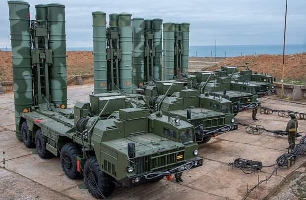 Avia.pro: Турция приняла российские С-400 на вооружение