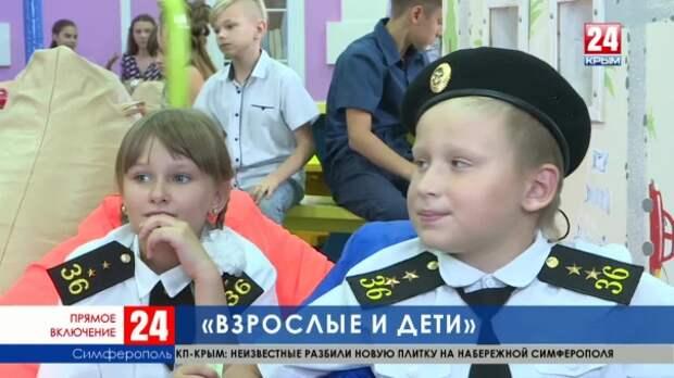 Какие вопросы зададут дети главе Крыма Сергею Аксёнову?