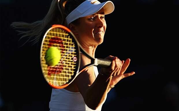 Свитолина вышла в четвертьфинал турнира в Дохе, где сыграет с Азаренко