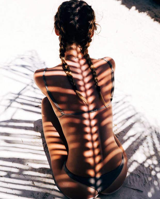 Креативные фотографии от тех, кто знает, как использовать тень