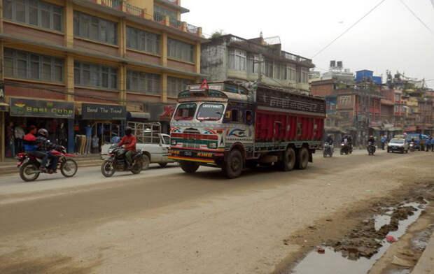 Тракинг в Непале