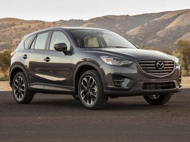 Изучаем обновленные Mazda6 и кроссовер CX-5