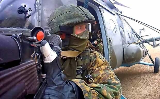 Попытка прорыва российской границы: ликвидирован один из нападавших со стороны Украины