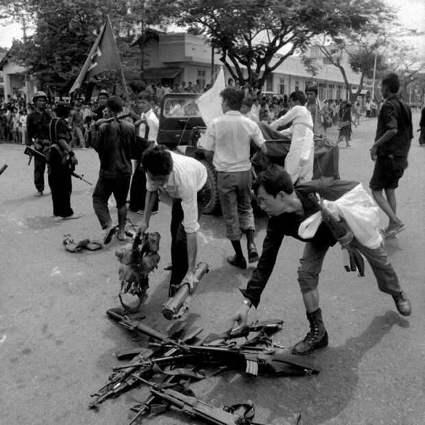 Последний день Пномпеня: штурм 16 апреля 1975 года