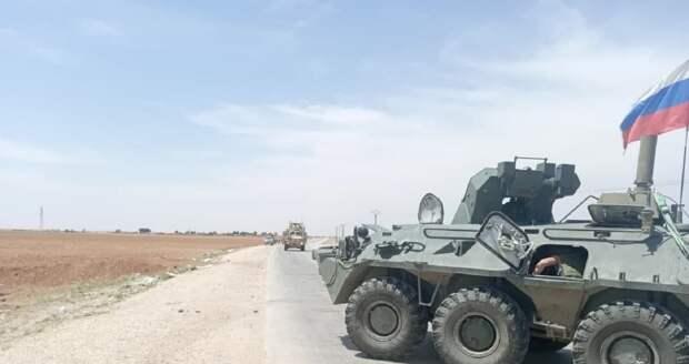 Запрос по инциденту с БТР в Сирии поставил в тупик представителя Пентагона