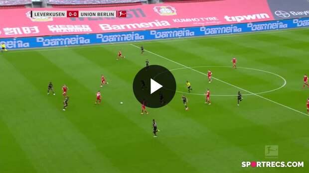 Bayer Leverkusen - Union Berlin (1-1) - Maç Özeti - Bundesliga 2020/21