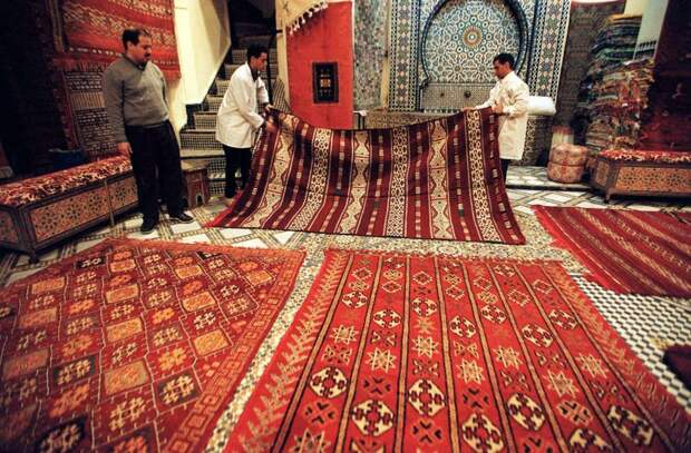Лучшее в Марокко: что? где? куда?