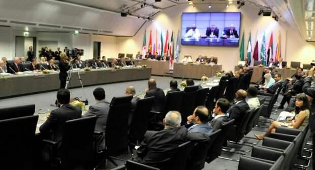 ОПЕК+ сессия венские соглашения