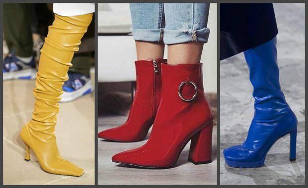 Самая актуальная зимняя обувь сезона 2020/2021