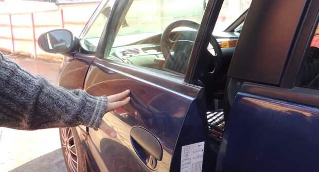 Провисшая дверь автомобиля – можно ли исправить?
