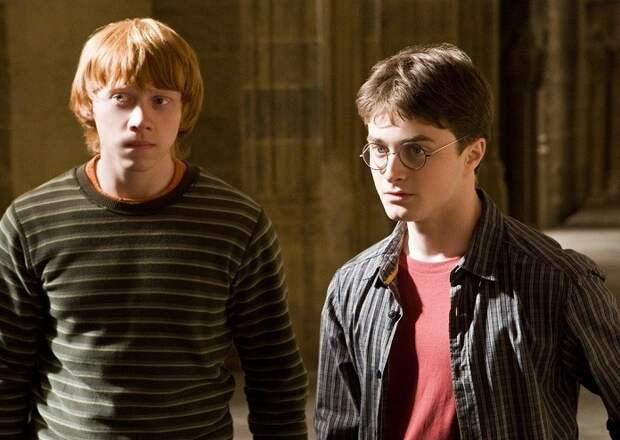 На кого вы больше похожи: Гарри Поттера или Рона Уизли?