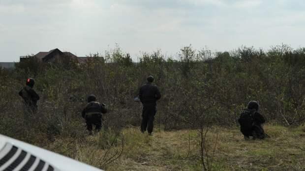 Военнослужащие ЮВО провели учения с применением беспилотников на Кубани