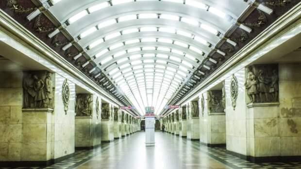 Метрополитен Петербурга не будет работать в ночь на 10 мая