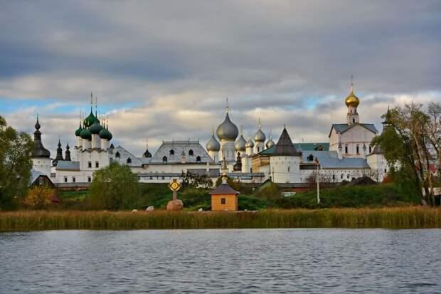 Cамые красивые старинные города России