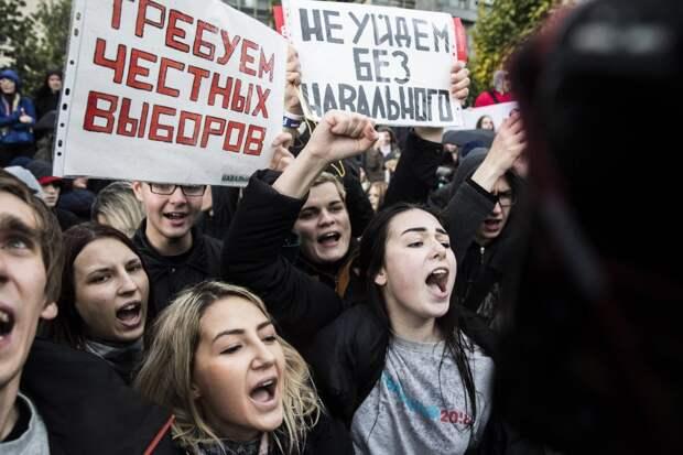 Раскол протеста: сторонники Навального разочарованы заявлением Волкова