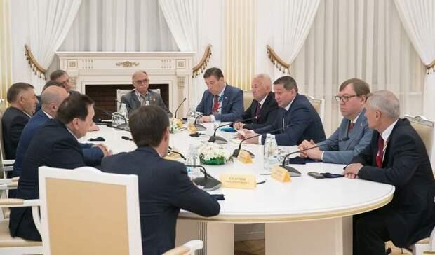 Бочаров подтвердил участие региона в программе по реабилитации Дона