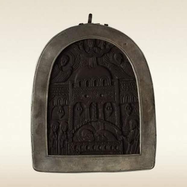 Нательный образок «Гроб Господень». 13 век