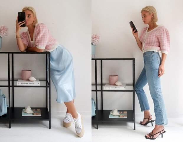 Лучшие комбинации синего в образе – для молодых и зрелых женщин