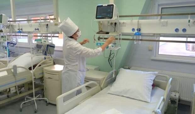 Снова шесть летальных исходов откоронавируса вВолгоградской области засутки