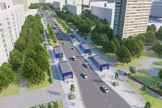 Мэр столицы утвердил проект строительства станции метро «Гольяново»